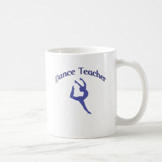Dance Teacher Jete Classic White Coffee Mug