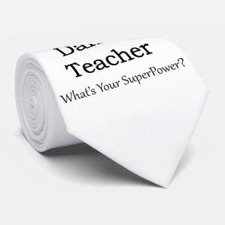 Dance Teacher Tie