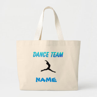 Dance Team Personalized Tote