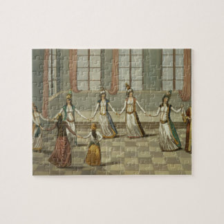 Dance that is fashionable with the Greek women of Puzzle