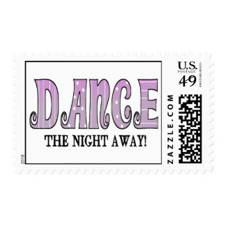 Dance The Night Away Postage