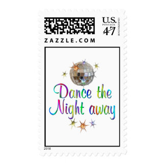 Dance the Night Away Postage