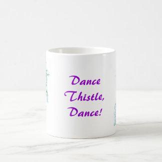 Dance Thistle Dance Coffee Mug