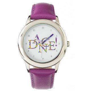 Dance! (Tie-Dye) Watches