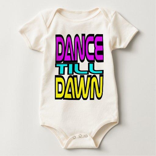 Dance Till Dawn Baby Bodysuit