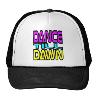 Dance Till Dawn Hat