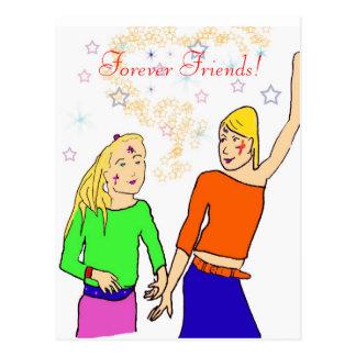 Dance To Magic Postcard