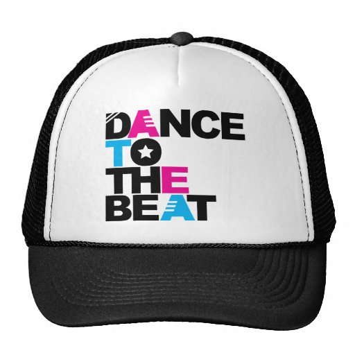 Dance to the Beat Hat