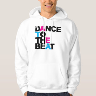 Dance to the Beat Hoodie