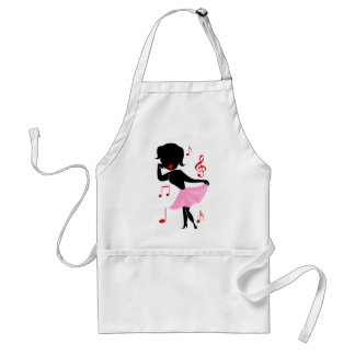 Dance to the Music Apron