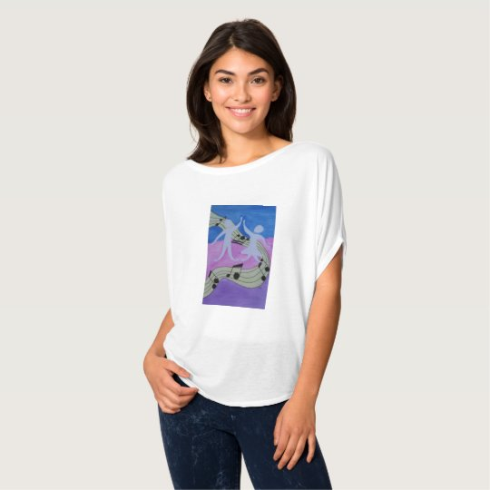Dance to the music T-Shirt