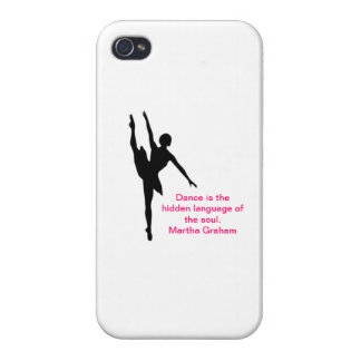 dance to your happy hearts iPhone 4 cover