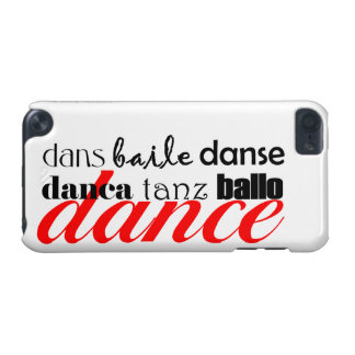 Dance Translation iPod Touch (5th Generation) Cover