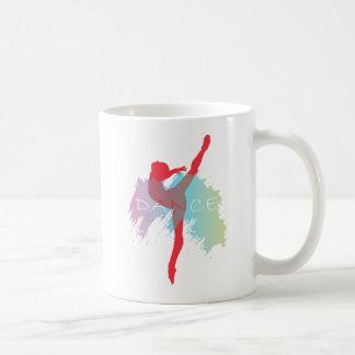 Dance Watercolor Coffee Mug