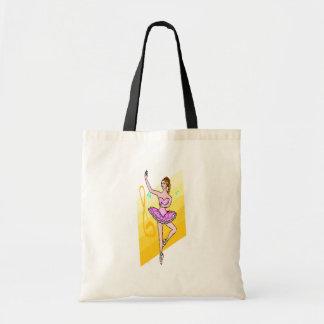 Dance Wear Tote Bags