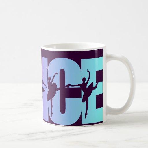 Dance With Dancers Classic White Coffee Mug