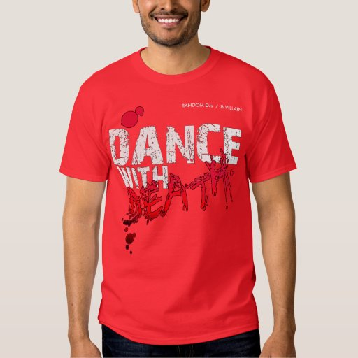 Dance With Death (Rave Edition) T-Shirt