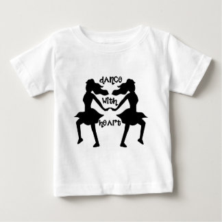 Dance With Heart T Shirts