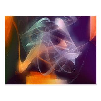 Dance With Me II Postcard