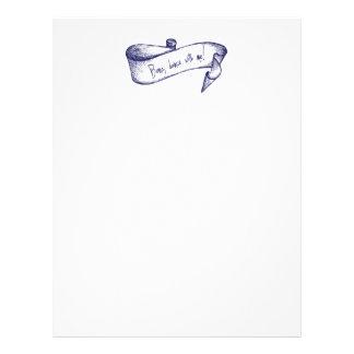 dance with me! letterhead
