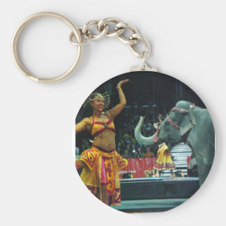 DANCE WITH THE ELEPHANTS keychain