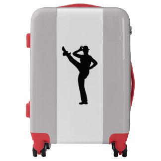 Dance Woman Luggage