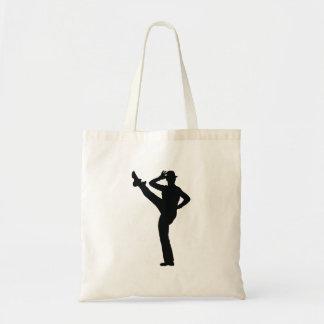 Dance Woman Tote Bag