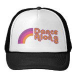 dancealong_rainbow_logo_cap gorros bordados