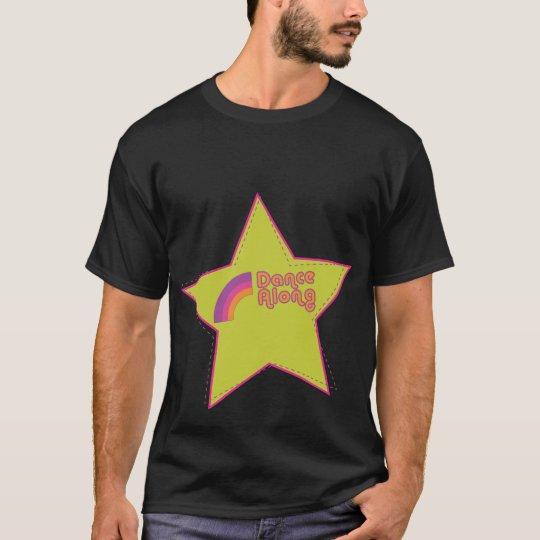 dancealong_starlogo_mens_2 T-Shirt