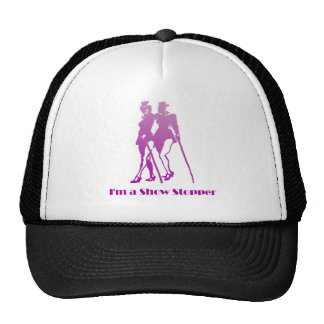 DanceChick Showstoppper Hat