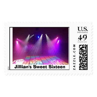 dancefloor%20copy, el dulce dieciséis de Jillian Timbres Postales
