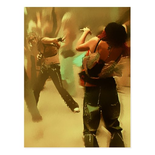 Dancefloor Glimpses #039 Tarjetas Postales