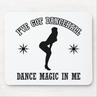 Dancehall dance Designs Mouse Pad