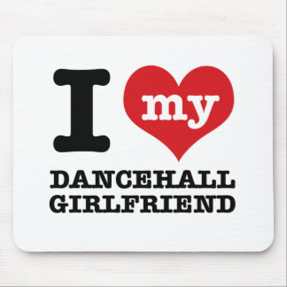 Dancehall designs mouse pad