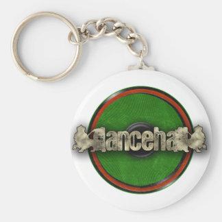 Dancehall Keychain