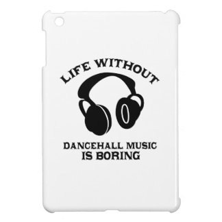 Dancehall Music designs iPad Mini Cases