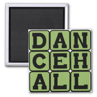 Dancehall, Music Genre Magnets