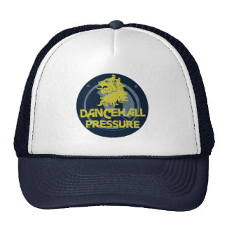 Dancehall Pressure Trucker Hat