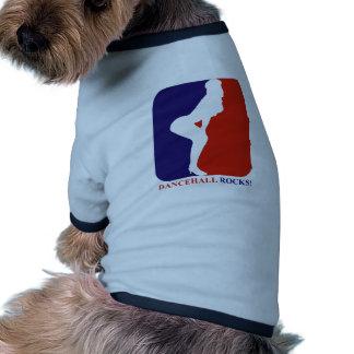 dancehall  rock doggie t-shirt