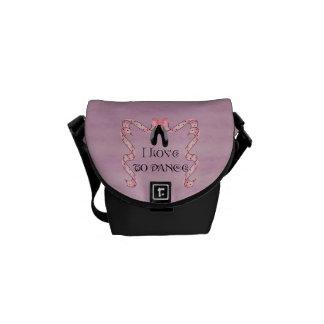Dancelover Courier Bags
