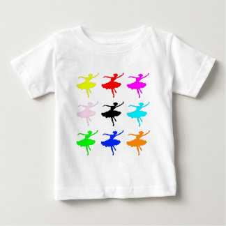 Dancer1 Collage Baby T-Shirt