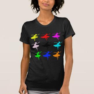 Dancer1 Collage T-Shirt