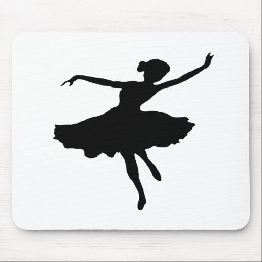 Dancer1 Mouse Pad