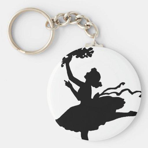 Dancer2 Llaveros Personalizados