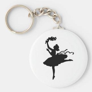 Dancer2 Llavero Redondo Tipo Pin