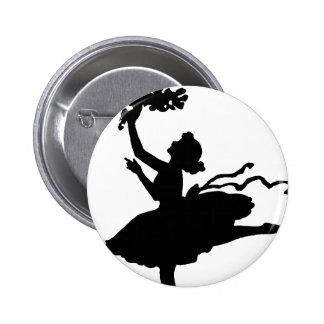 Dancer2 Pin Redondo De 2 Pulgadas