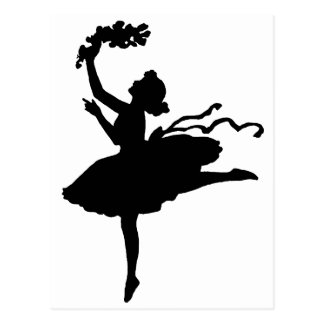 Dancer2 Postcard