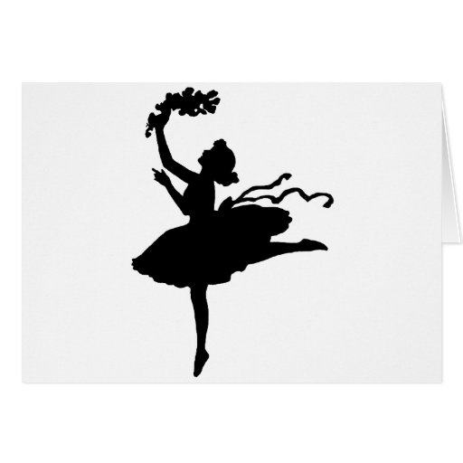 Dancer2 Tarjeta De Felicitación