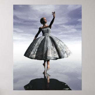 Dancer #1 posters