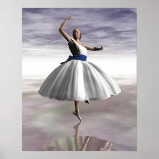 Dancer #2 print